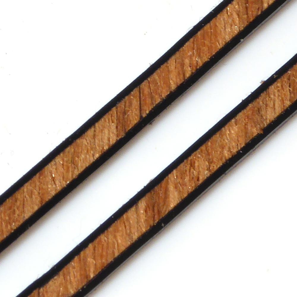 Acoustic Guitar Binding 2x 800mm Lengths X3.0mm X 1.5mm