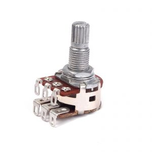 Dual Blend / Balance Guitar Potentiometer