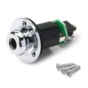 "1/4"" to 2.5 mm Guitar Adapter Jack Socket"