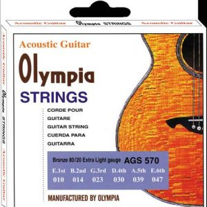 Olympia Extra Light Acoustic Guitar Strings