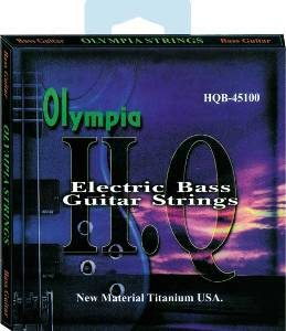 Olympia HQ Electric Bass Guitar Strings