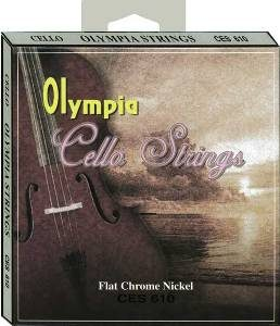 Olympia Flatwound Cello Strings