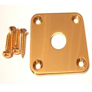 Square Jack Socket Plate