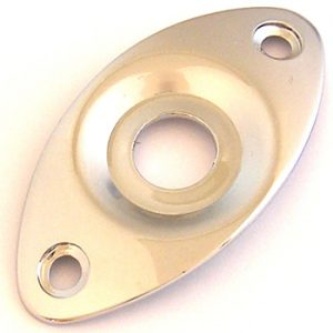 Recessed Oval Jack Plate