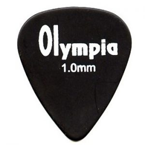 Olympia Carbon Fibre Guitar Picks