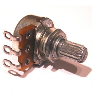 Potentiometer 16 mm Diameter
