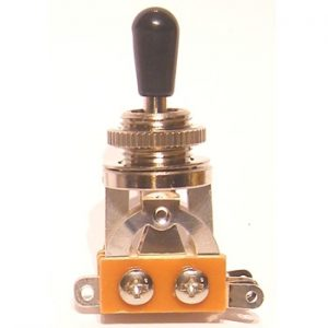 Three Position Toggle Switch