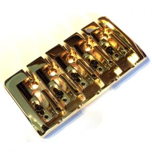 Sung IL Five String Bass Guitar Bridge