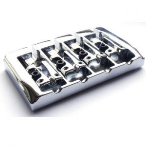Sung IL Four String Bass Guitar Bridge