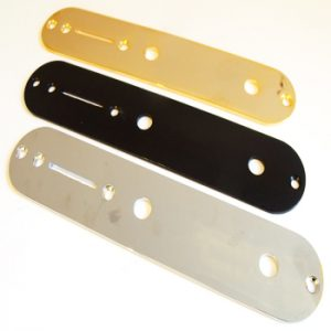 Telecaster Guitar Control Switch Plate