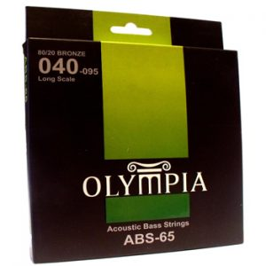 Olympia Long Scale Acoustic Bass Guitar Strings