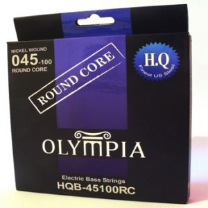 Olympia Round Core Electric Bass Guitar Strings
