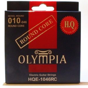 Olympia Round Core Electric Guitar Strings