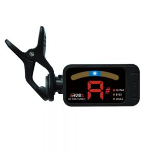 Clip-on Chromatic Tuner