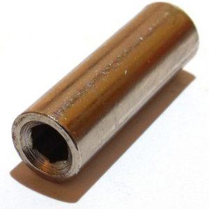 Truss Rod Nut UNF 10/32, Length 28 mm