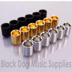 Guitar String Ferrules, 8 mm