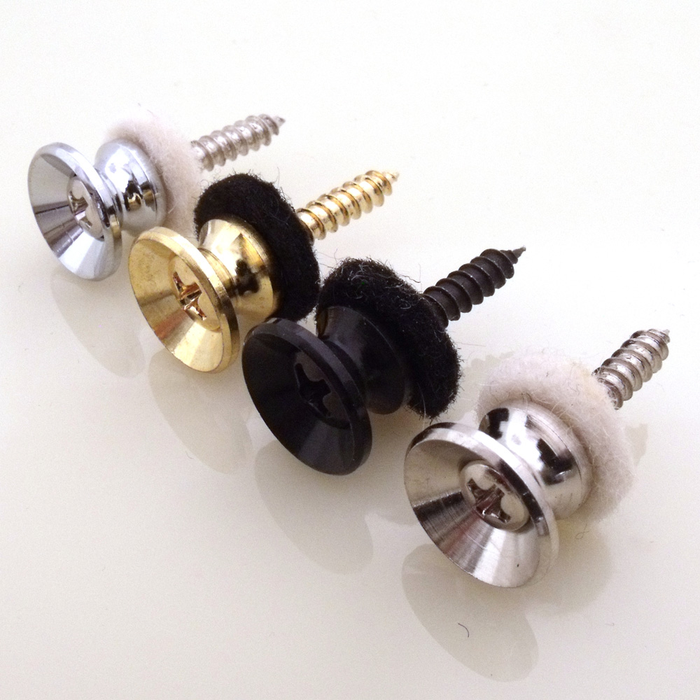 Boutonniere Holder Silver Chrome Gold Chrome Metal Pin