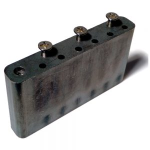 Steel Tremolo Block 52.5 mm Spacing